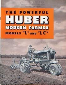 AM11 Huber Model L & LC