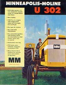 AM15 Minneaplois-Moline U-302