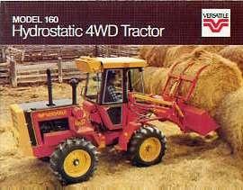B13 Versatile 160
