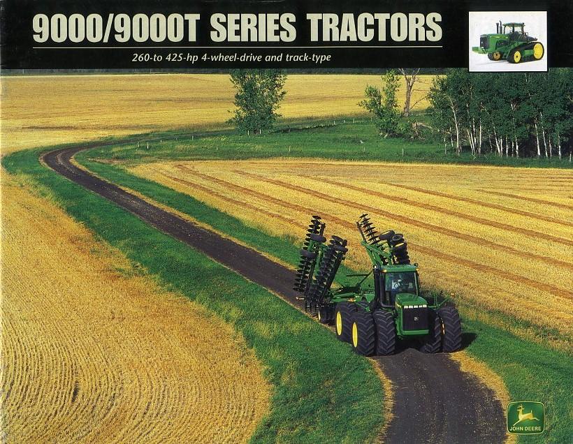 B54 John Deere 9000 Series - Gibbard Tractors