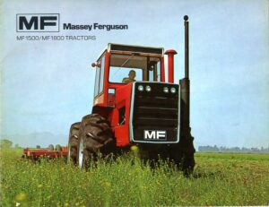 Massey Ferguson 1500 1800