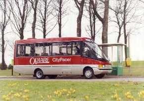 BU13 Optare City Pacer 25