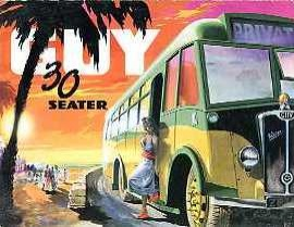 BU14 Guy Vixen 30 Seater
