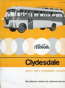 BU07 Albion Clydesdale