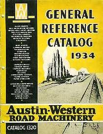 CN14 Austin-Western Road Machinery