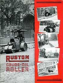 CN04 Ruston Crude-oil Roller