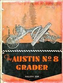 CN09 Austin No.8 Grader