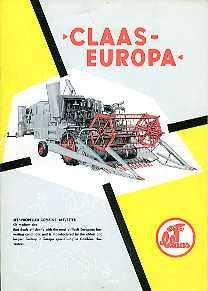 CO03 Claas Europa