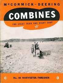 CO08 McCormick-Deering No.22