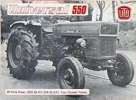 EE17 Universal 550