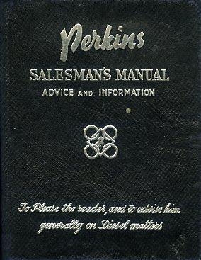 EG03 Perkins Salesman's Manual