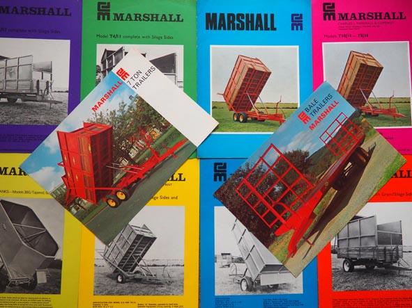 Marshall trailers