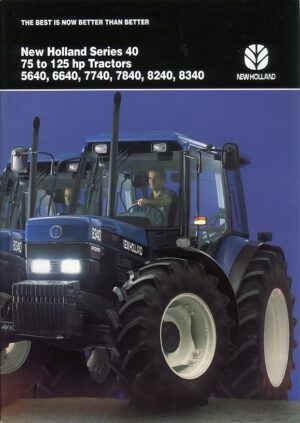 New Holland Ford Series 40