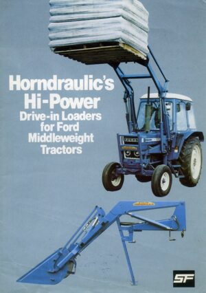 Horndraulic Hi-Power loaders