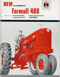 IH10 International Farmall 400