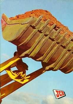 J02 JCB Loading Shovel Range