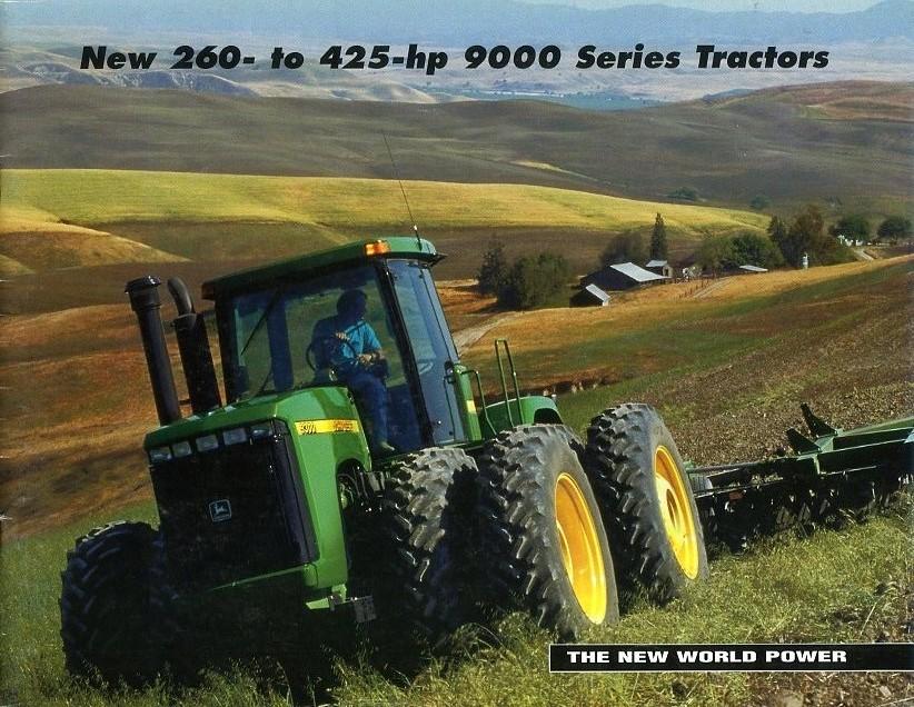 JD50 John Deere 9000 Series - Gibbard Tractors