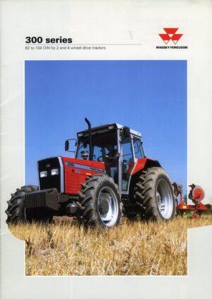 Massey Ferguson 300 Series tractors