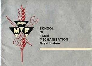 MF28 School Of Farm Mechanisation
