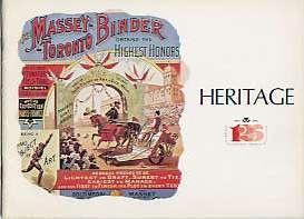 MH16 Massey-Harris Heritage
