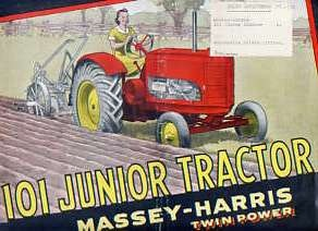 MH04 Massey-Harris 101 Junior
