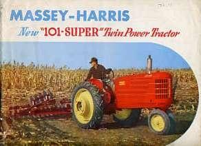 MH05 Massey-Harris 101 Super