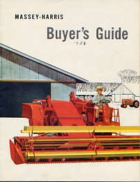 MH08 Massey-Harris 1958 Buyers Guide