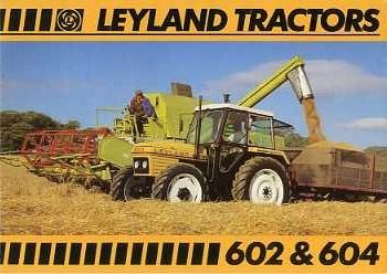 N08 Leyland  602 & 604