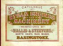 ST13 Wallis & Steevens Steam Engines