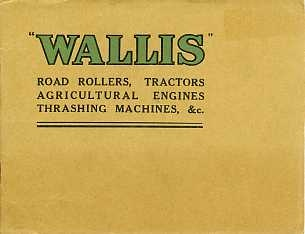 ST14 Wallis Rollers & Tractors