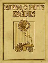ST18 Buffalo Pitts Engines