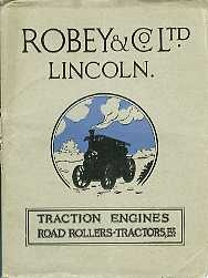 ST02 Robey Traction Engines