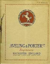 ST06 Aveling & Porter Rollers