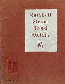 ST08 Marshall Class S Steam Road Rollers