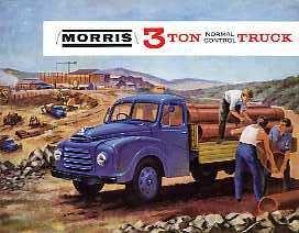 T10 Morris 3 Ton Truck