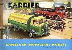 T18 Karrier Gamecock Municipal Models