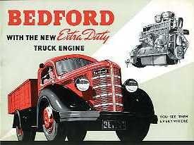 T04 Bedford Range 1950