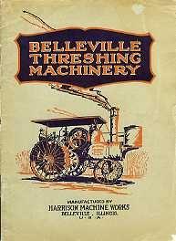 TH20 Belleville Threshing Machinery