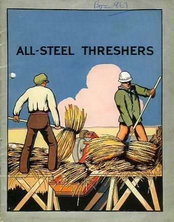 TH07 International All-Steel Threshers