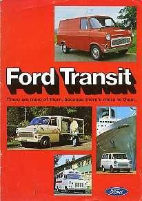V18 Ford Transit
