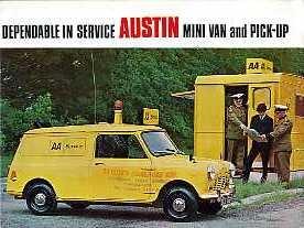 V09 Austin Mini Van