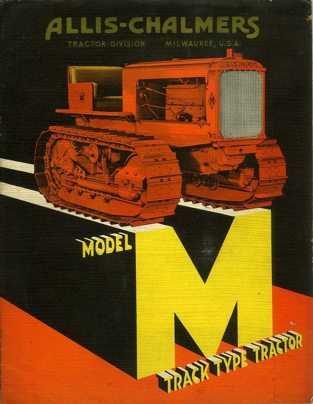 allis-chalmers model M
