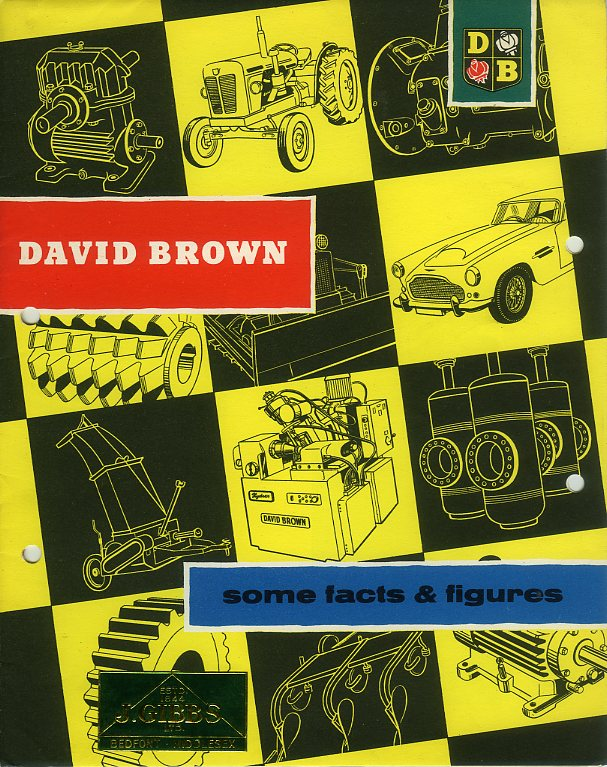 David Brown Corporation brochure