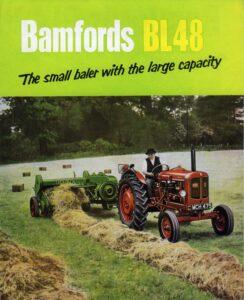 Bamfords BL48 Balers Brochure