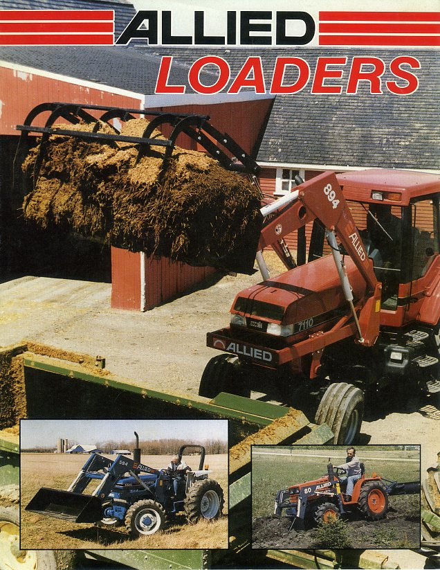 allied loaders canada