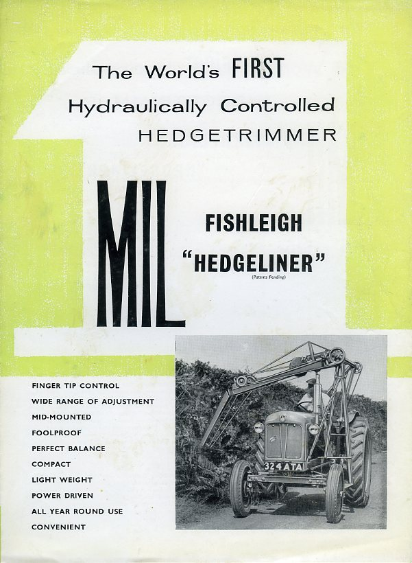 MIL Fishleigh hedgeliner